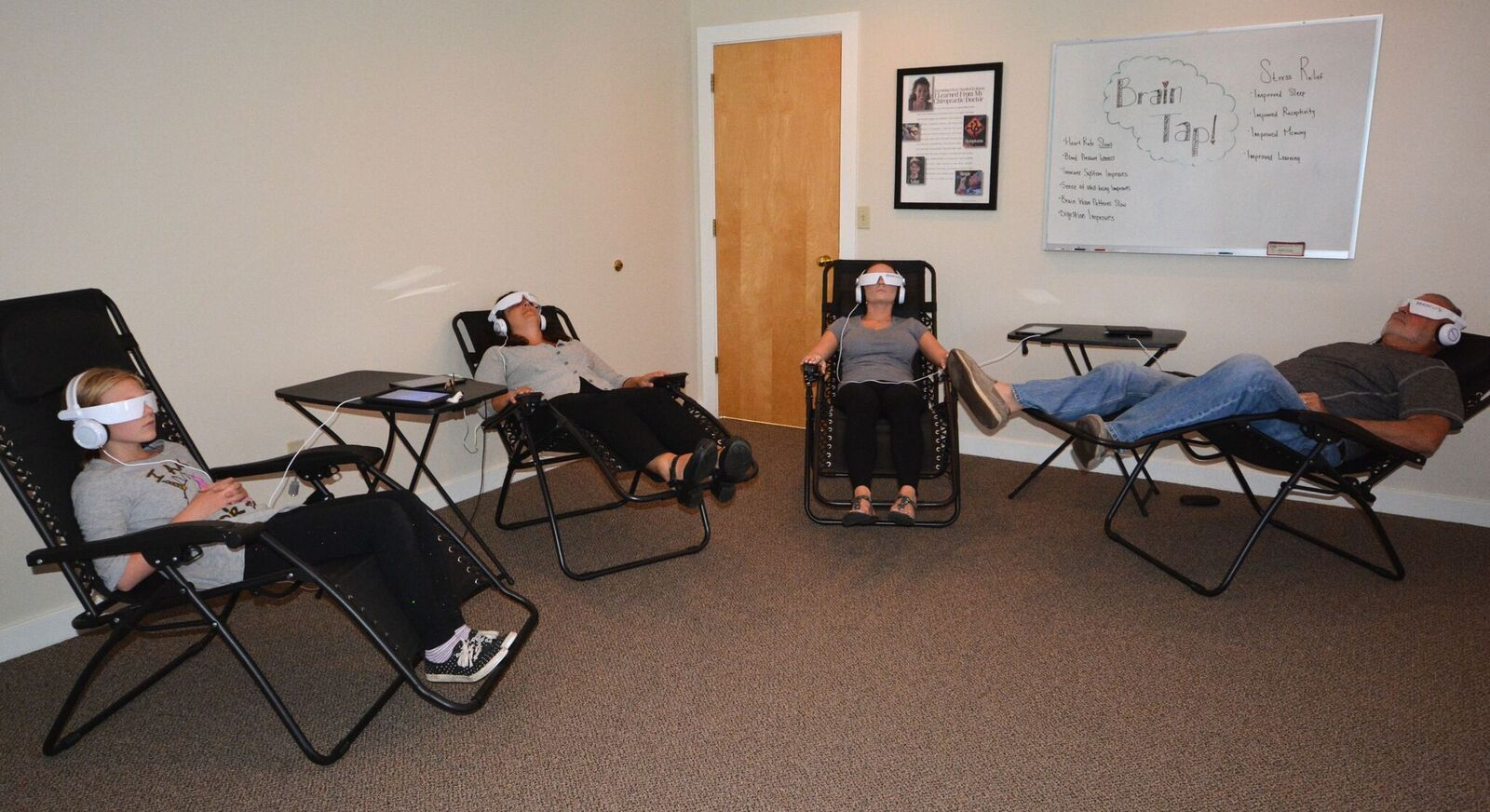 BrainTap Suite at Rolnick Chiropractic