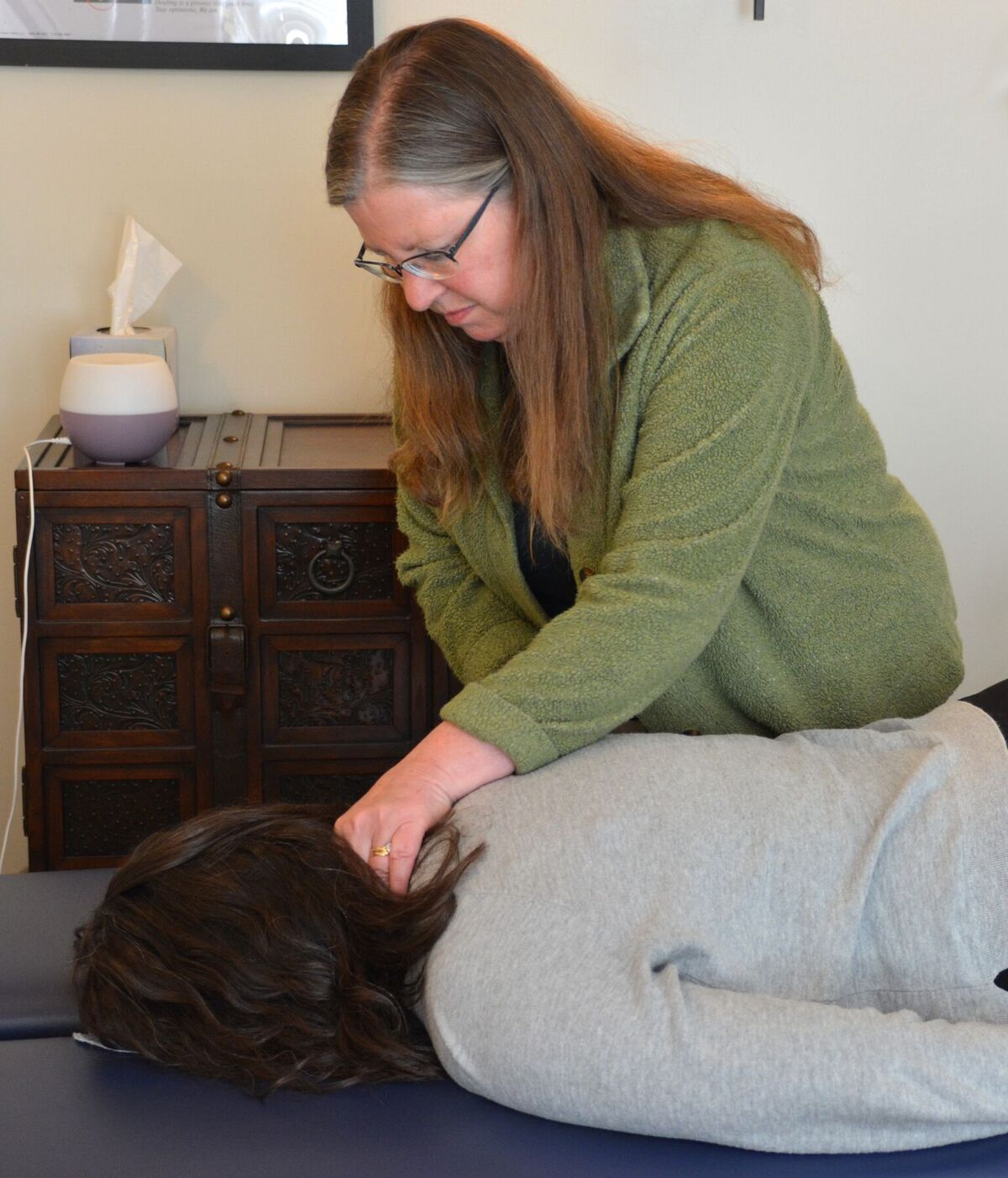 The Chiropractic Adjustment
